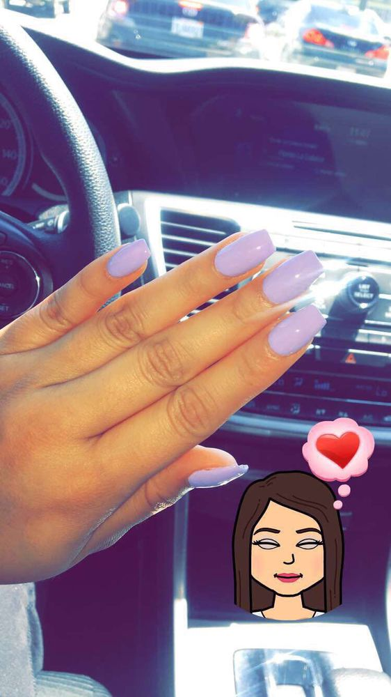 Short coffin nails - Yelp