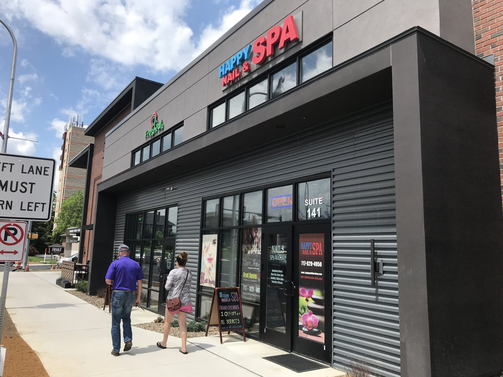 happy nail & spa: 151 W Chocolate Ave, Hershey, PA