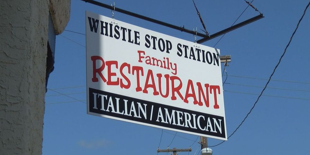 Whistle Stop Cafe: 105 S 8th St, Cordele, GA