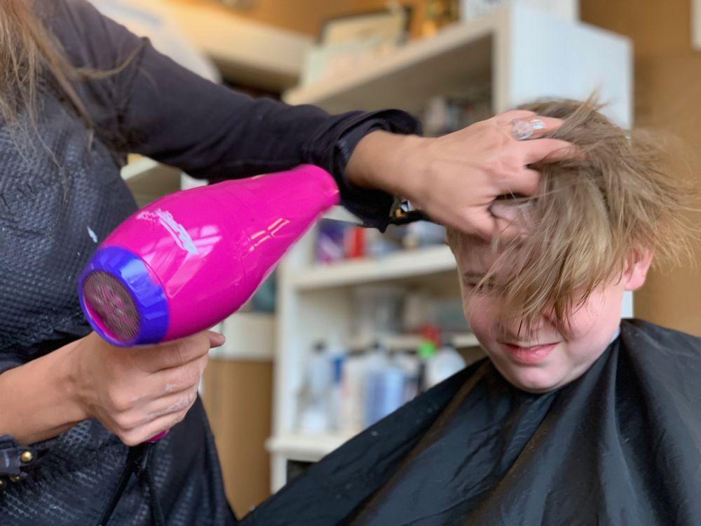 Blown Away Hair Studio: 109 W 4th St, Clovis, NM