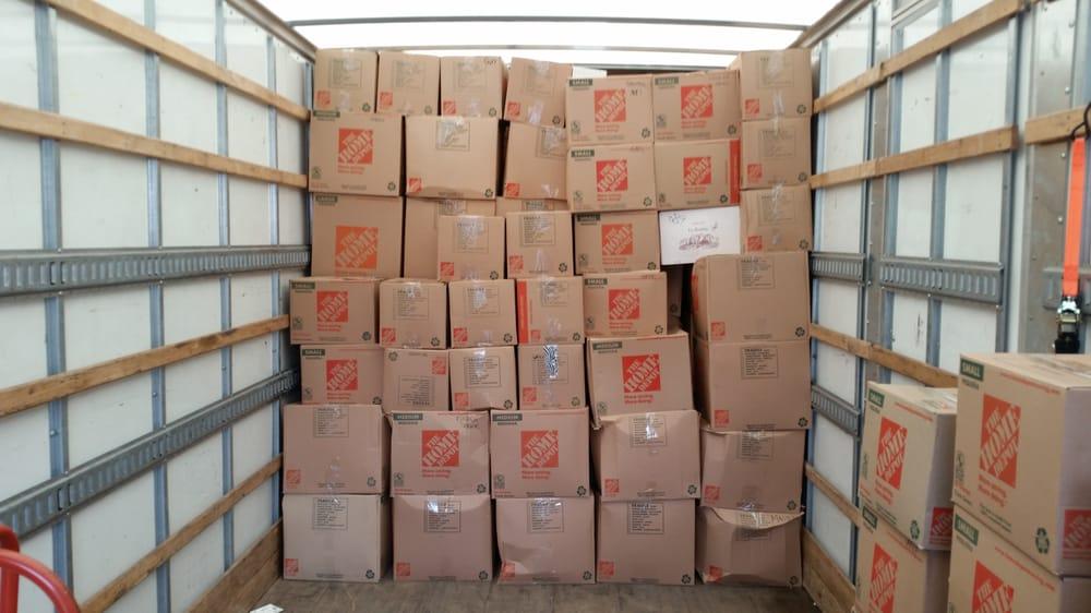 Workhorse Movers: 549 Kalamath St, Denver, CO