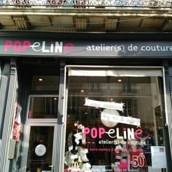 Popeline ateliers de couture 10 foto modifiche for Atelier couture a bordeaux