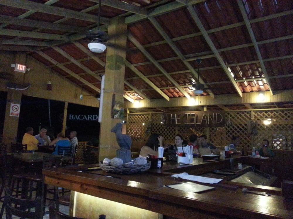 The Island: Camino Playa, Aguada, PR