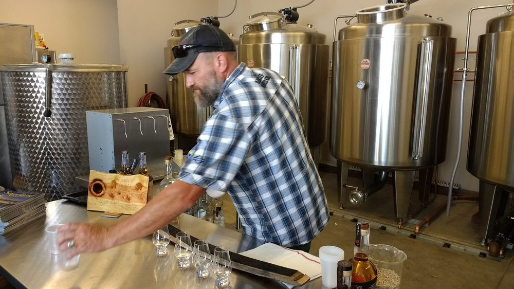 New Basin Distilling Company: 2063 NW Andrews Dr, Madras, OR