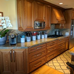 Etonnant Photo Of Pegasus Refinishing   Santa Clara, CA, United States. Reface Oak  Kitchen