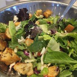 Restaurants With Good Salad Denton Tx