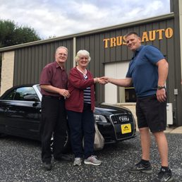 Photo Of Trust Auto Sykesville Md United States Customers Purchased An Audi