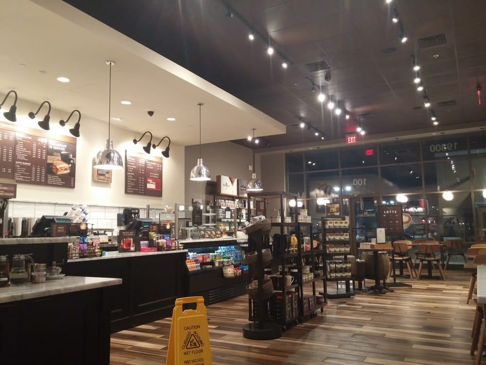 Peet's Coffee: 19800 Belmont Chase Dr, Ashburn, VA