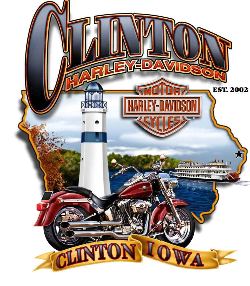 Clinton Harley Davidson: 2519 Lincoln Way, Clinton, IA