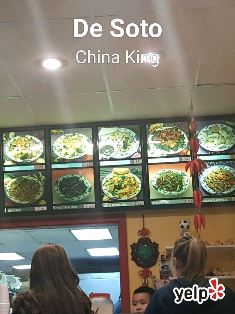 China King: 412 N Main St, De Soto, MO