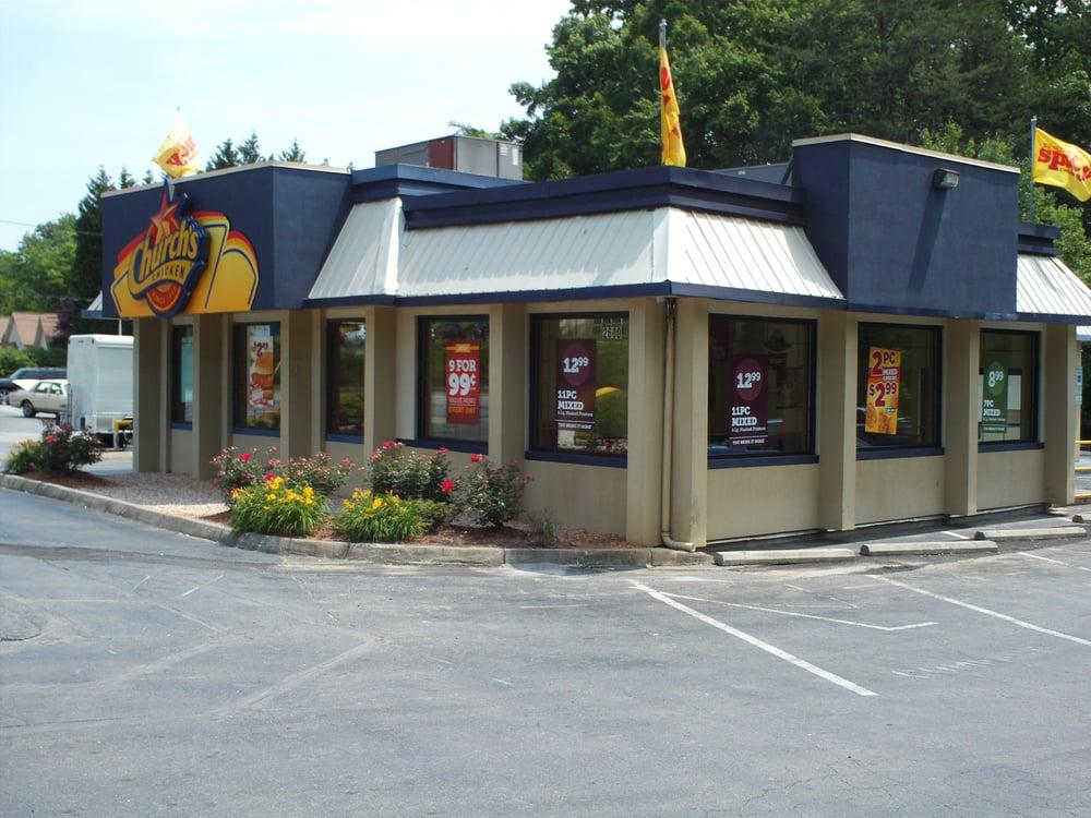 Fast Food Restaurants In Winston Salem Nc