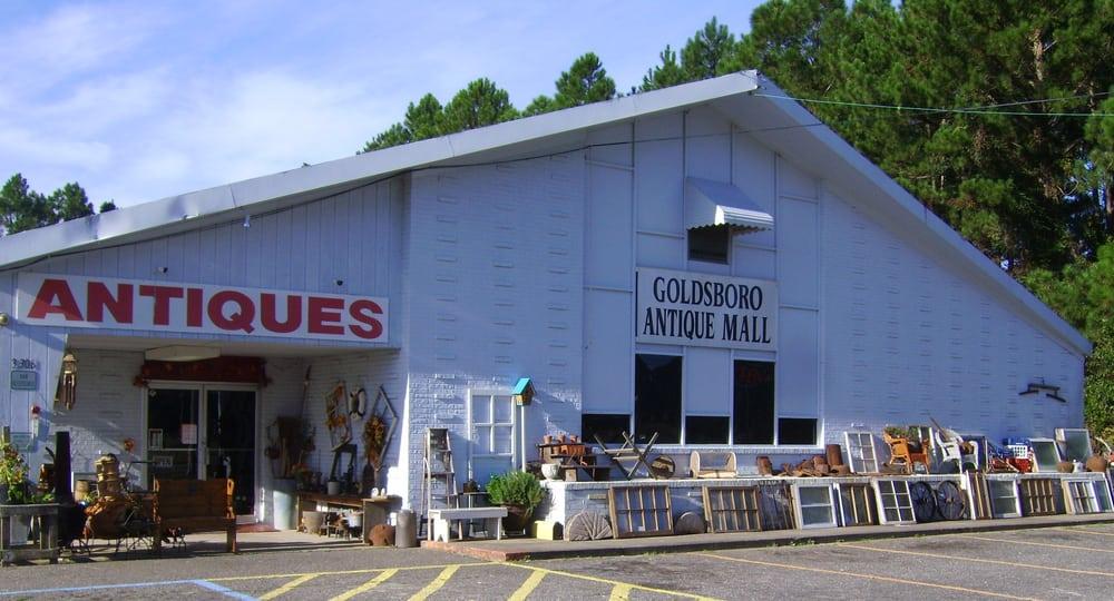 Goldsboro Antique Mall: 3306 E Ash St, Goldsboro, NC
