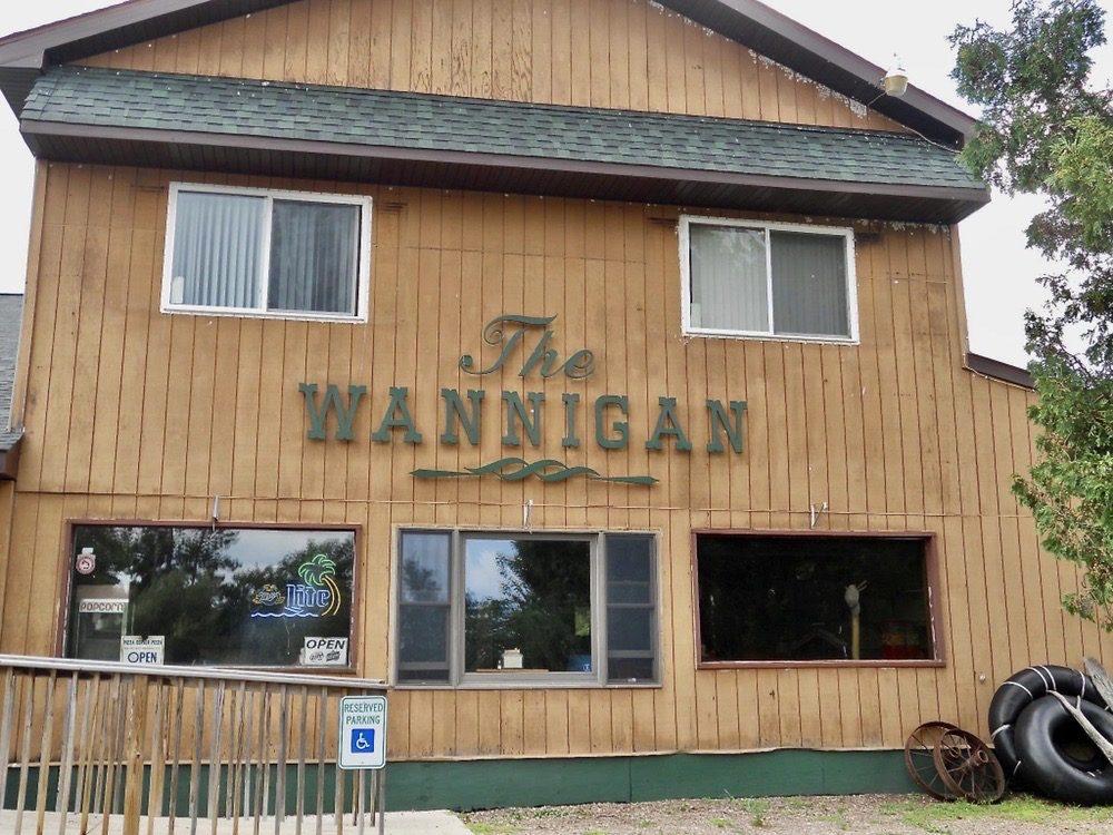 The Wannigan Resort: N5909 Dam Rd Hwy G, Winter, WI