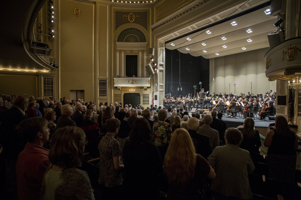 Lafayette Symphony Orchestra: 111 N 6th St, Lafayette, IN