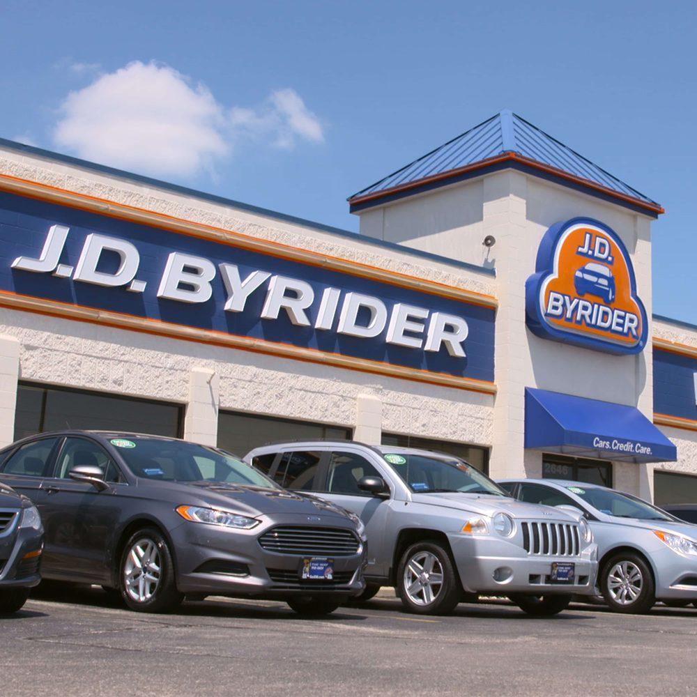 J D Byrider 11 Photos Car Dealers 1525 N Shadeland Ave