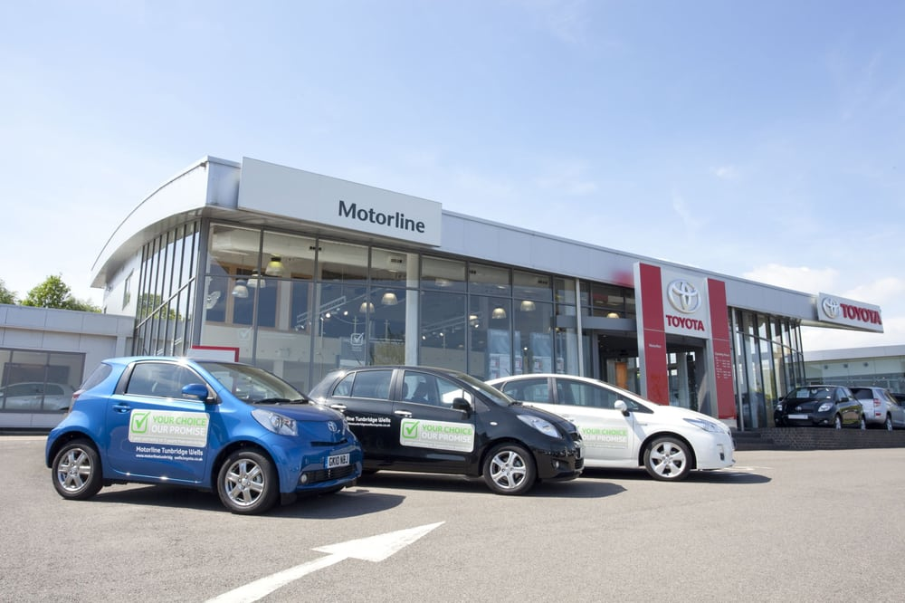 Motorline nissan tunbridge wells dowding way car Nissan motor phone number
