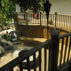 Photo Of Round Decks Of The Triad   Lexington, NC, United States