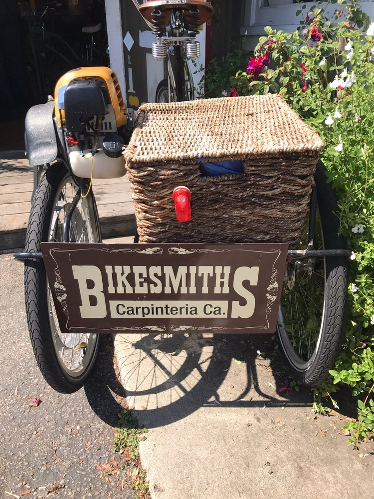 The Original Bikesmiths: 5441 Carpinteria Ave, Carpinteria, CA