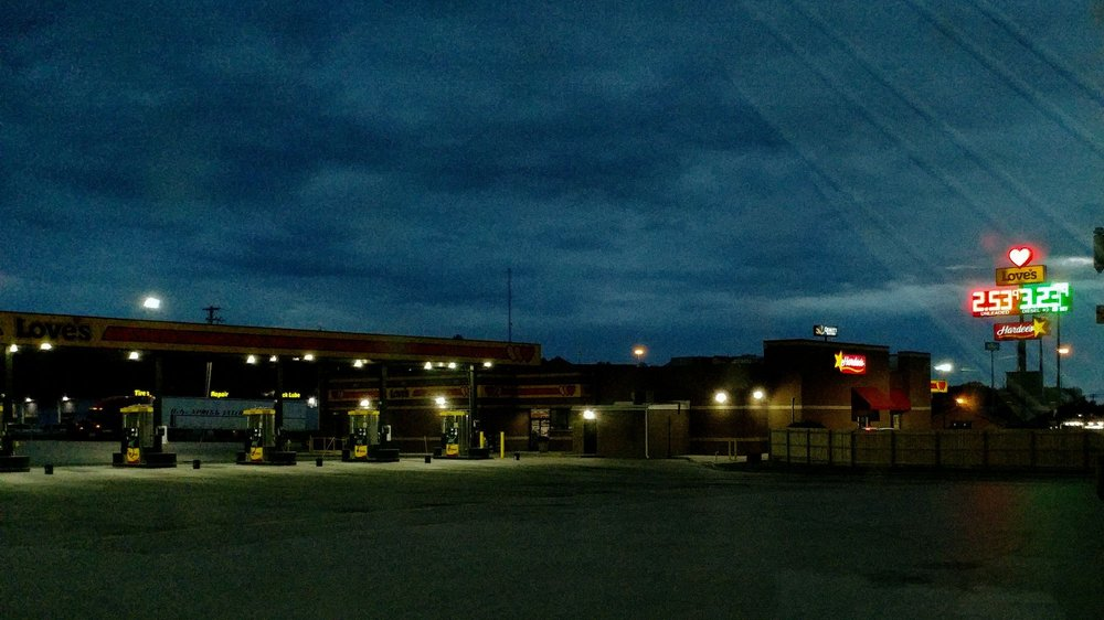 Love's Travel Stop: 222 Hwy 770, Corbin, KY