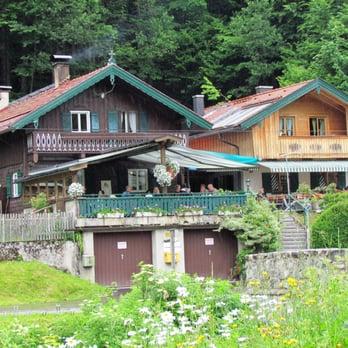 Waldschänke Niedernach - Restaurants - Niedernach 55 1/2, Jachenau ...