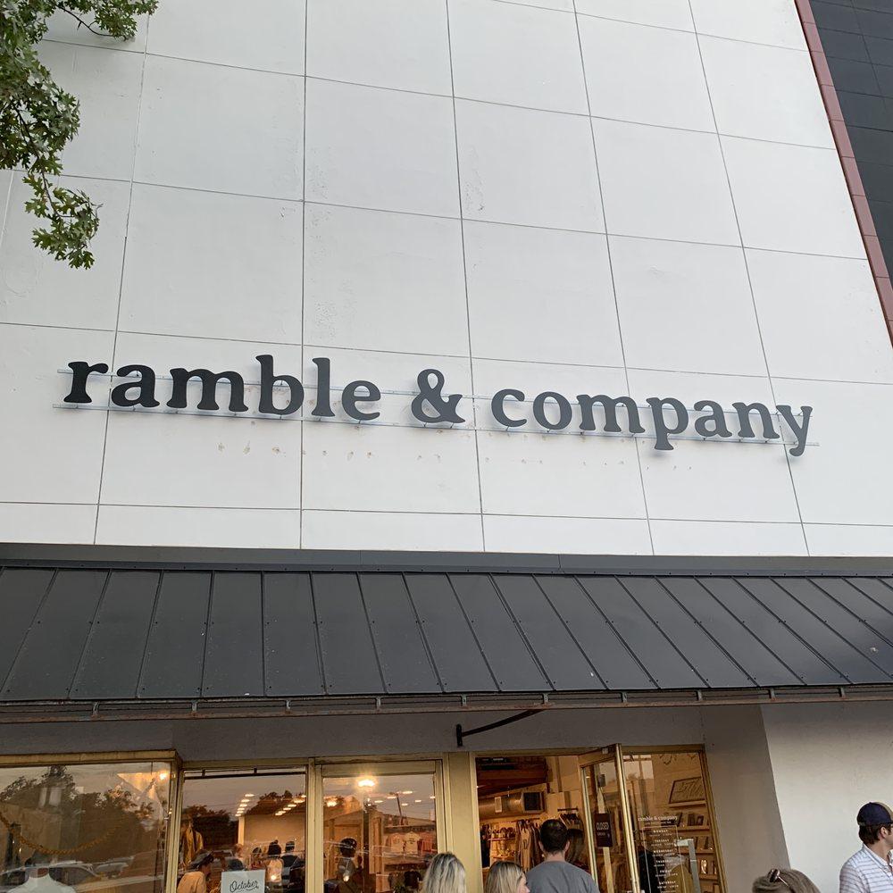 Ramble & Company: 822 Indiana Ave, Wichita Falls, TX