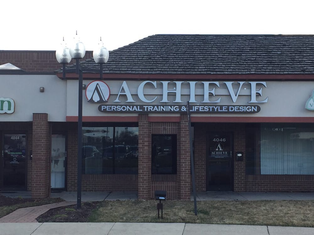 Achieve Personal Training & Lifestyle Design: 4046 Fox Valley Ctr Dr, Aurora, IL