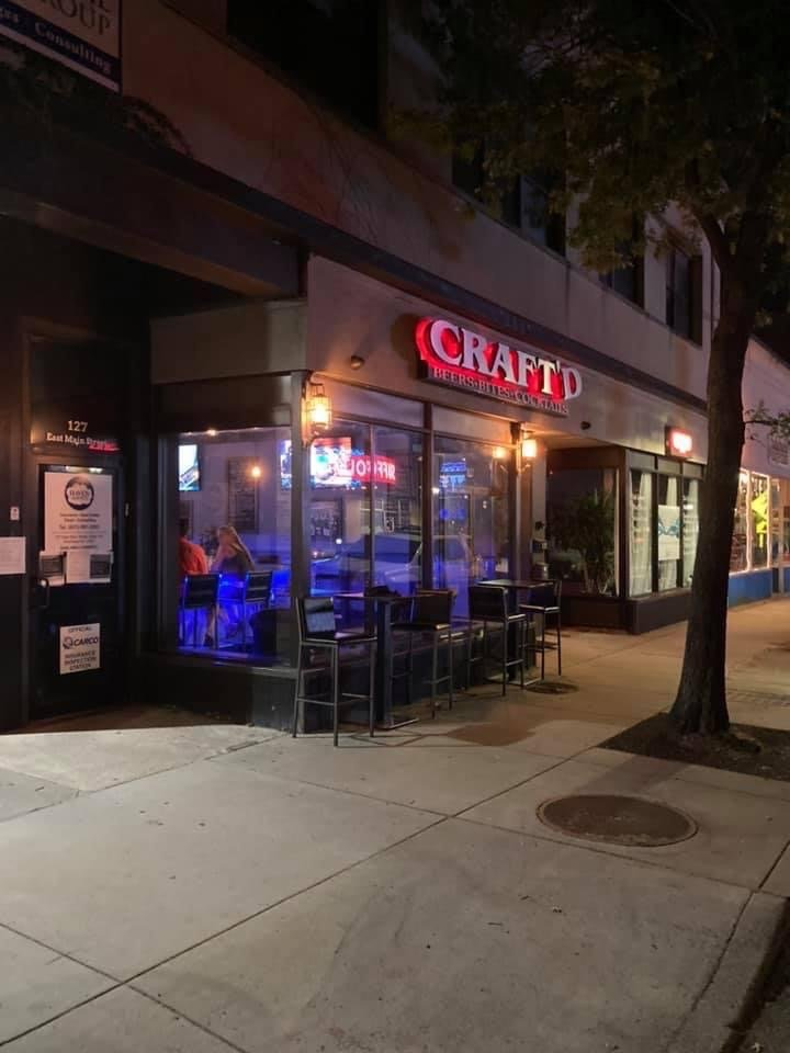Craft'D: 127 E Main St, Riverhead, NY