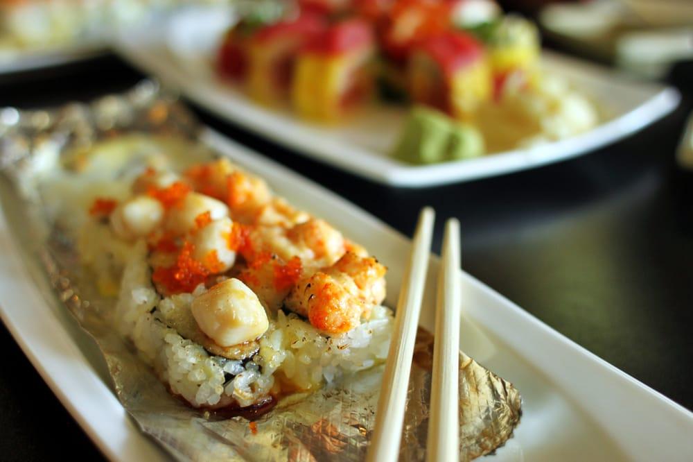 Mango lobster roll yelp for Mad fish menu