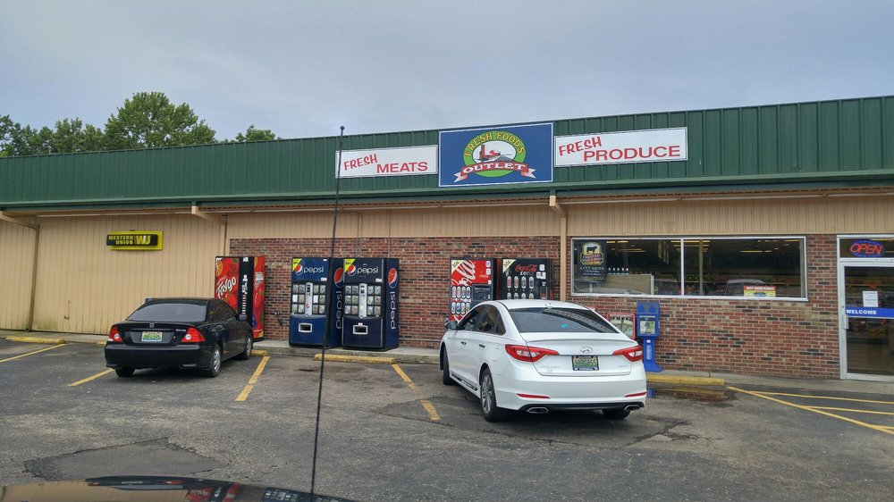 Fresh Foods Outlet: 6340 E US Hwy 84, Cowarts, AL