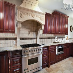 The Solid Wood Cabinets Company - 26 Photos - Cabinetry - 50 Brick ...