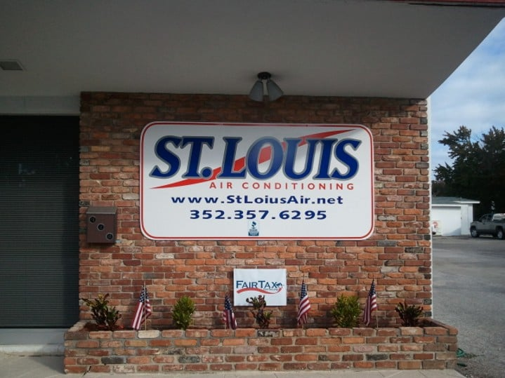 St. Louis Air Conditioning: 33 E Golf Links Ave, Eustis, FL