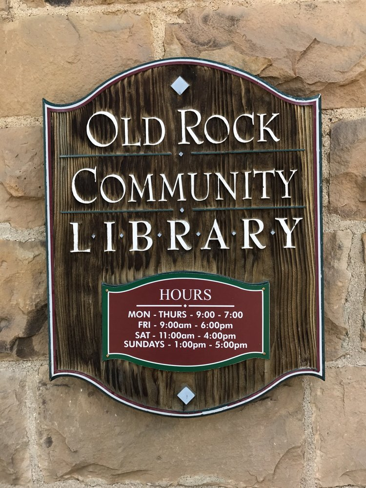 Old rock community library biblioteche 504 maroon ave for Cabine vicino a crested butte co
