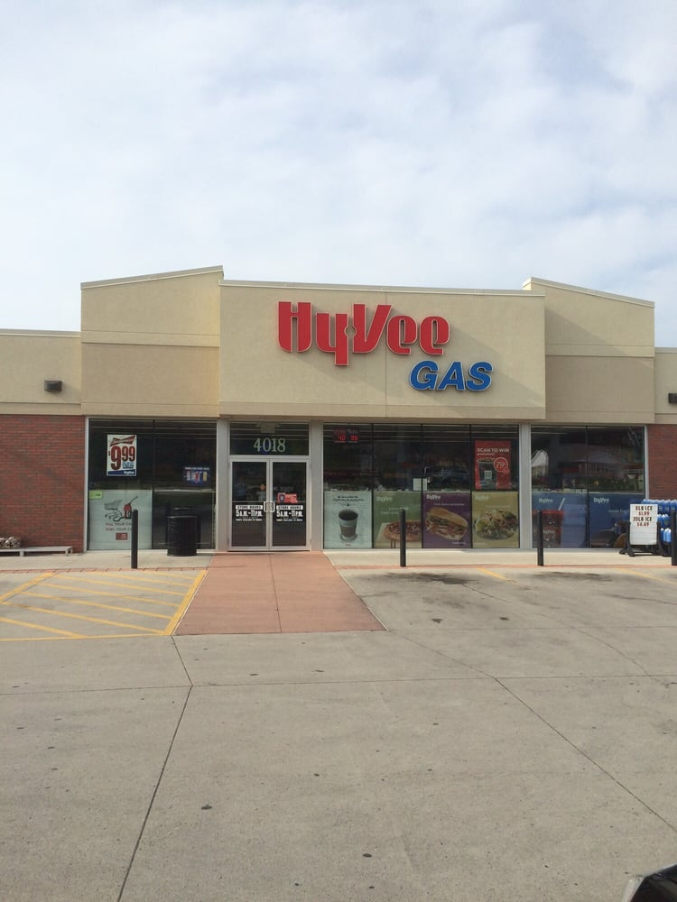 Hy-Vee Gas: 4018 Lincoln Way, Ames, IA