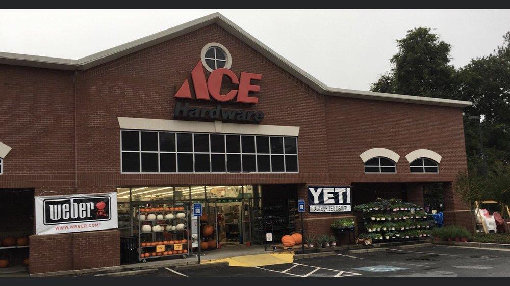 Ace Hardware: 4365 Roswell Rd NE, Atlanta, GA