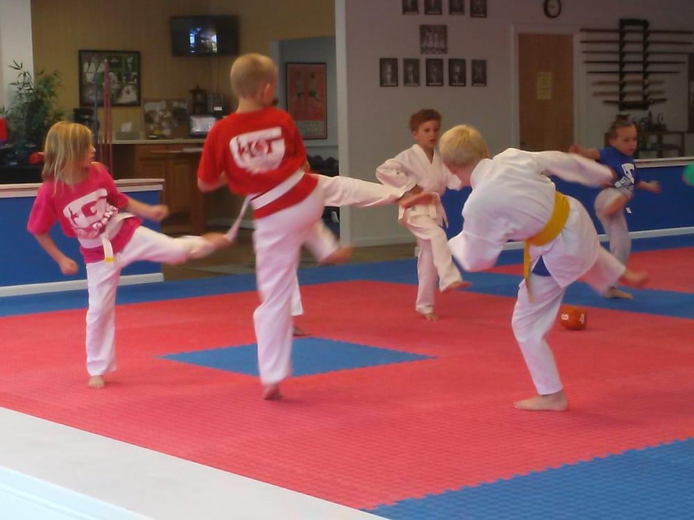 Grogan's Academy of Martial Arts: 310 Hillsboro Ave, Edwardsville, IL