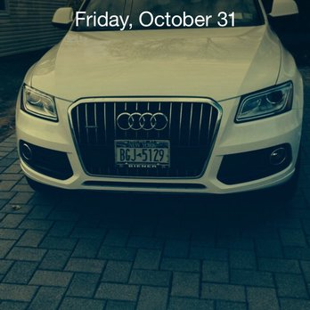 Photo Of Biener Audi Great Neck Ny United States The White Knight