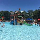 56b7b810c8a Photo of Pirates Cove Water Park - Lorton, VA, United States. Main pool