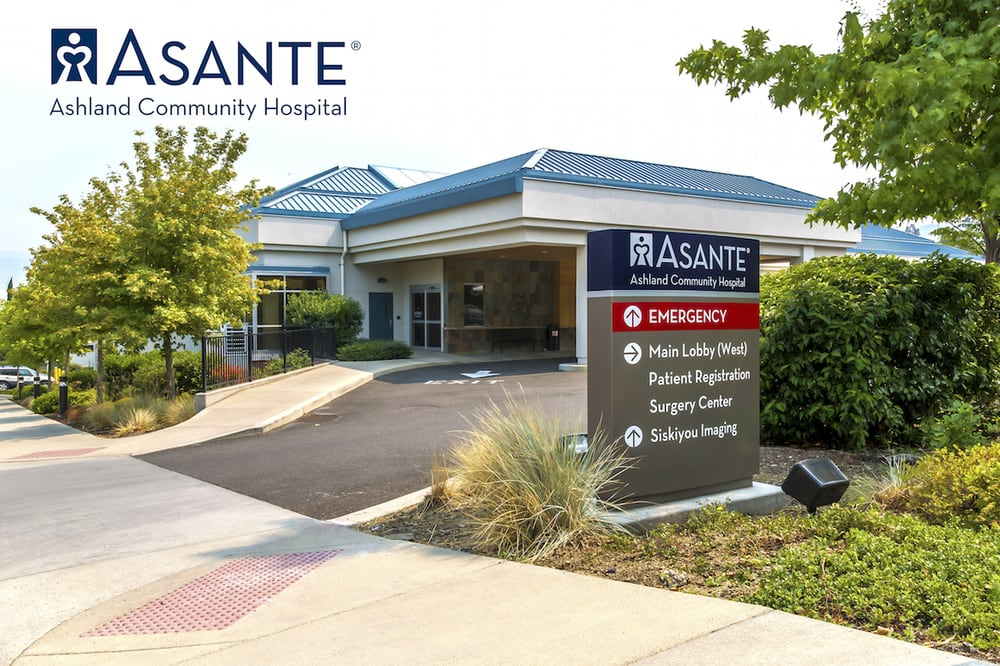 Asante Ashland Community Hospital: 280 Maple St, Ashland, OR