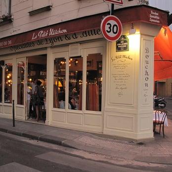Restaurant Le Petit Machon Paris Er