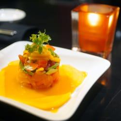 Photo Of Onessa Sushi Cocina Seattle Wa United States Salmon Tartare