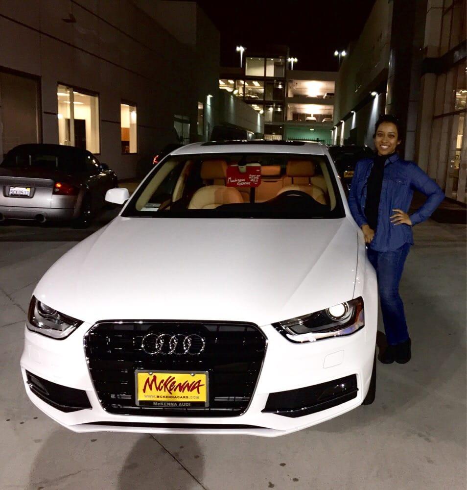 First Audi..