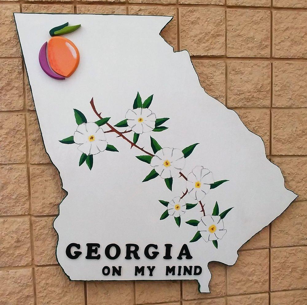 Georgia Welcome Center: 938 County Rd 84, Lavonia, GA