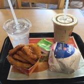 Pontiac Il Fast Food