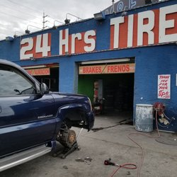 24 Hour Tire >> 24 Hour Tire Shop 12 Photos 35 Reviews Tires 15 W Charleston