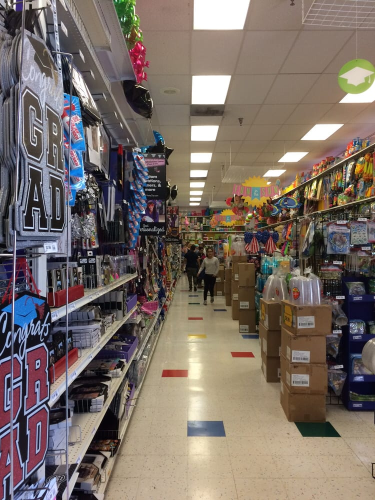Whether you're hosting a kid's birthday party, a baby shower, a Halloween costume party, or a holiday event, Party City in San Diego offers themed party supplies for every season and occasion, at 5/10(71).