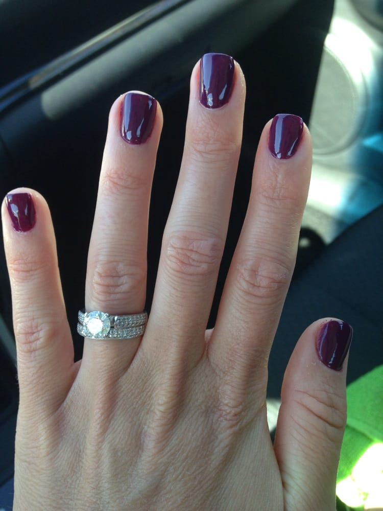 Love them! Nice and short and natural looking acrylics :) - Yelp