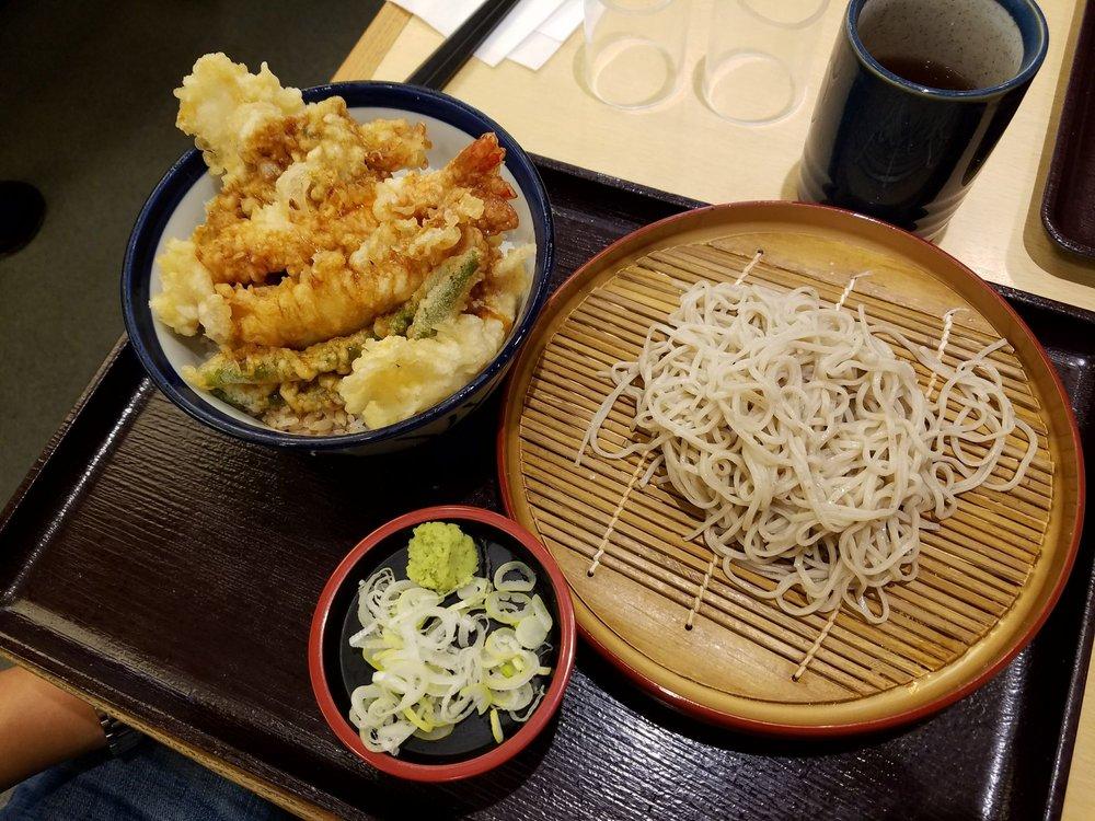 TEMPURA TENDON TENYA Tsukiji