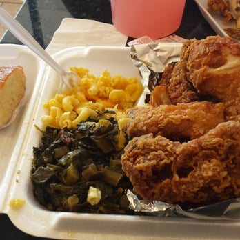 Photo Of Blue Bay Restaurant Philadelphia Pa United States The Fried Chicken