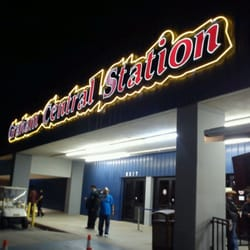 Graham Central Station logo