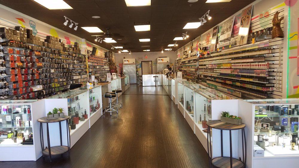 Create A Cig - Collierville: 875 W Poplar Ave, Collierville, TN